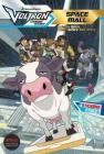 Space Mall (Voltron Legendary Defender #3) Cover Image