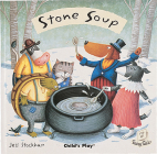 Stone Soup (Flip-Up Fairy Tales) Cover Image