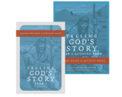 Telling God's Story Year 1 Bundle: Includes Instructor Text and Student Guide Cover Image