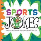 Sports Jokes (Hah-Larious Joke Books) Cover Image