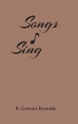 Songs I Sing Cover Image