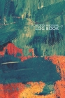 Blood Pressure Log Book: Record & Monitor Blood Pressure at Home. 6x9 Inches 100 Pages Colorfull painting Log Book Daily Readings, Comment Note Cover Image