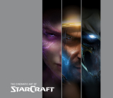 Cinematic Art of Starcraft Cover Image
