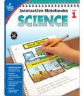 Science, Grade 1 (Interactive Notebooks) Cover Image