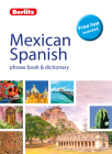 Berlitz Phrase Book & Dictionary Mexican Spanish(bilingual Dictionary) (Berlitz Phrasebooks) Cover Image