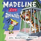 Madeline Loves Animals Cover Image