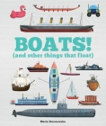 Boats!: And Other Things That Float (Things That Go) Cover Image