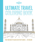 Lonely Planet Ultimate Travel Coloring Book Cover Image