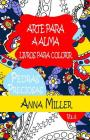 Pedras Preciosas Livro Para Colorir Anti- Stress: Arte Para A Alma Livros de Colorir Para Adultos: Edição de Praia Cover Image