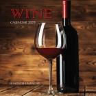Wine Calendar 2020: 16 Month Calendar Cover Image