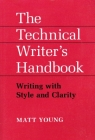 The Technical Writer's Handbook: Writing with Style and Clarity Cover Image