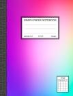 Quad Ruled Graph Paper Notebook, 4x4 Quad: Classic Graph Paper Notebook Quad Ruled 4 Squares Per Inch Cover Image