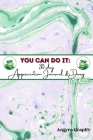 You Can Do It: 30-Day Appreciation Journal and Diary For Kids (English) Cover Image