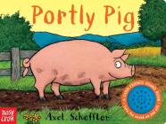 Portly Pig: A Farm Friends Sound Book Cover Image