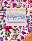 Mary Thomas's Dictionary of Embroidery Stitches Cover Image