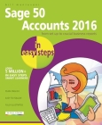 Sage 50 Accounts 2016 in Easy Steps Cover Image