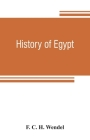 History of Egypt Cover Image