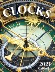 Clocks 2021 Calendar Cover Image
