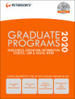 Graduate Programs in Business, Education, Information Studies, Law & Social Work 2020 Cover Image