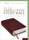 The New Inductive Study Bible Milano Softone(tm) (Esv, Burgundy) Cover Image