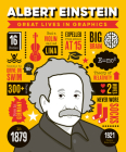 Great Lives in Graphics: Albert Einstein Cover Image