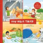 Tiny Bible Tales: Four Little STories of the Bible's Greatest Heroes Cover Image