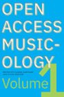Open Access Musicology: Volume One Cover Image