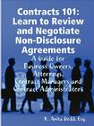 Contracts 101: Learn to Review and Negotiate Non-Disclosure Agreements Cover Image