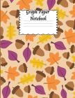 Graph Paper Notebook: Graph Paper For Teens Large (Graph Paper Notebook 5 x 5 Square Per Inch) - Math Squared Notebook Graph Paper Notebook Cover Image