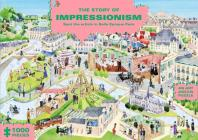The Story of Impressionism (1000-Piece Art History Jigsaw Puzzle): Spot the Artists in Belle Époque Paris Cover Image