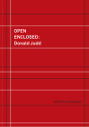 Open Enclosed: Donald Judd Cover Image