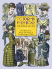 Victorian Fashions: A Pictorial Archive, 965 Illustrations Cover Image