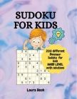 Sudoku for kids 9x9 with dinosaurs: 200 amazing sudoku puzzles for kids / Advanced to Hard Level with instructions and solutions/ Perfect sudoku activ Cover Image