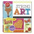 String Art: Turn String and Pins Into Works of Art (Klutz S) Cover Image