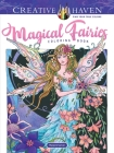 Adult Coloring Book Creative Haven Magical Fairies Coloring Book (Creative Haven Coloring Books) Cover Image