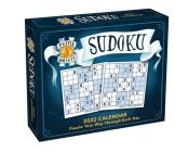 The Puzzle Society Sudoku 2022 Day-to-Day Calendar Cover Image