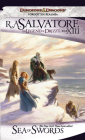 Sea of Swords (The Legend of Drizzt #13) Cover Image