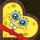 SpongeBob's Hearty Valentine Cover Image