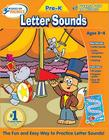 Hooked on Phonics Pre-K Letter Sounds Workbook Cover Image