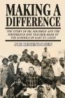 Making a Difference: The Story of Irl Solomon and the Difference One Teacher Made in the Schools of East St. Louis Cover Image