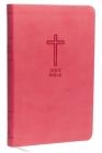 KJV, Value Thinline Bible, Standard Print, Imitation Leather, Red Letter Edition Cover Image