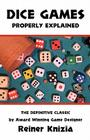 Dice Games Properly Explained Cover Image