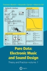 Pure Data: Electronic Music and Sound Design - Theory and Practice - Volume 1 Cover Image