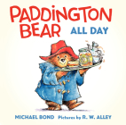 Paddington Bear All Day Board Book Cover Image