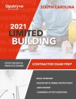 2021 South Carolina Limited Building Contractor Exam Prep: Study Review & Practice Exams Cover Image