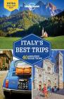 Lonely Planet Italy's Best Trips (Trips Country) Cover Image