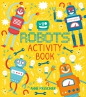 Robots Activity Book Cover Image
