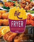 Air Fryer Cookbook for Advanced Users [4 Books in 1]: How to Cheat without Getting Caught Cover Image