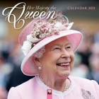 Her Majesty the Queen Wall Calendar 2021 (Art Calendar) Cover Image