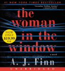 The Woman in the Window Low Price CD: A Novel Cover Image